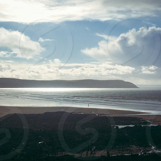 Sun Beach Woolacombe Bay Woolacombe Devon photo