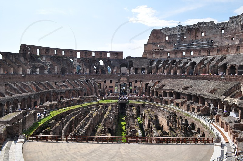 Colosseum - Rome Italy photo
