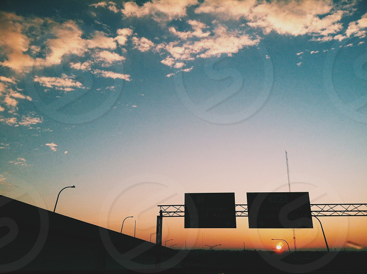 sunset drive photo