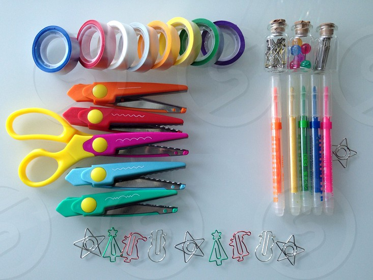 Stationery for Kids  photo