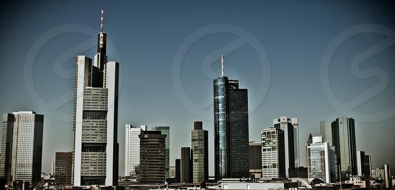 Frankfurter Skyline photo
