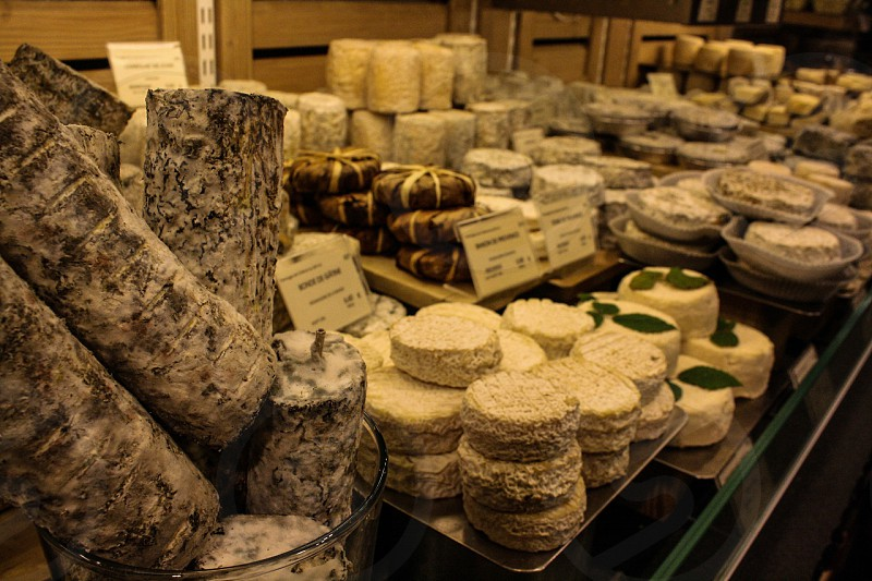 Le Fromagerie in Paris photo