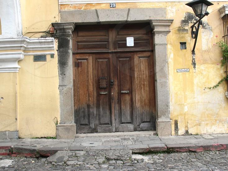 Antigua Guatemala photo