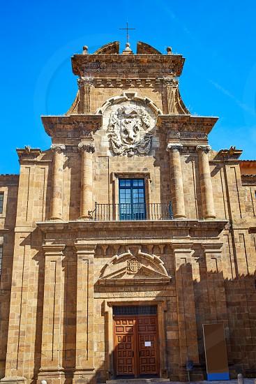 Nuestra senora de Regla in Leon Way of Saint James at Castilla of Spain photo