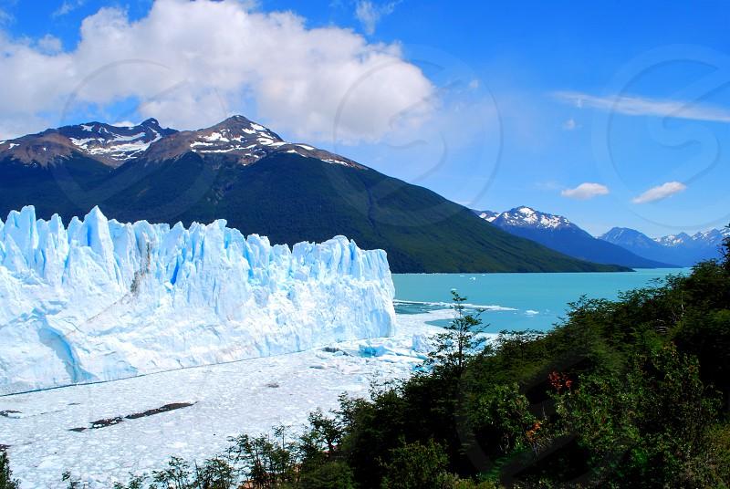 Patagonia - El glaciar Perito Moreno photo