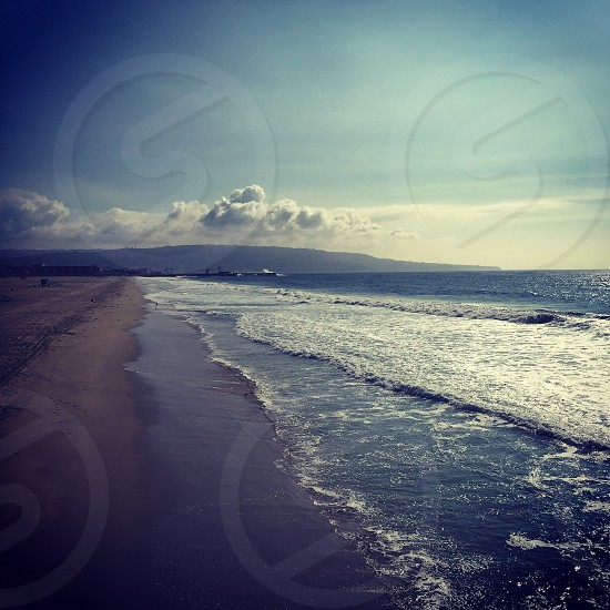 Hermosa Beach Pier photo