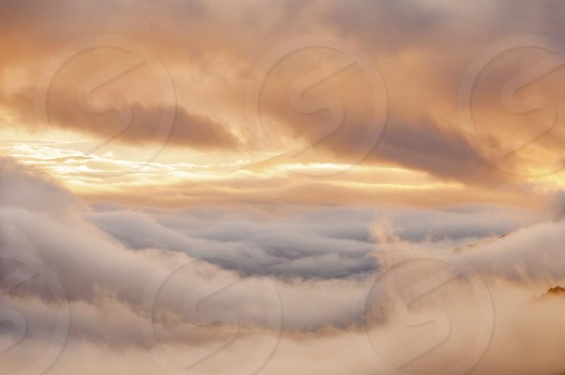 Sunset in paradise photo