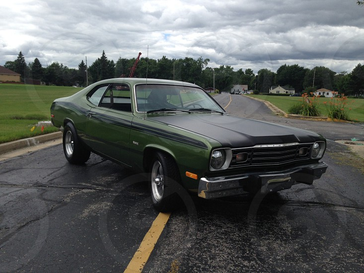 Our 73 Duster 440 photo