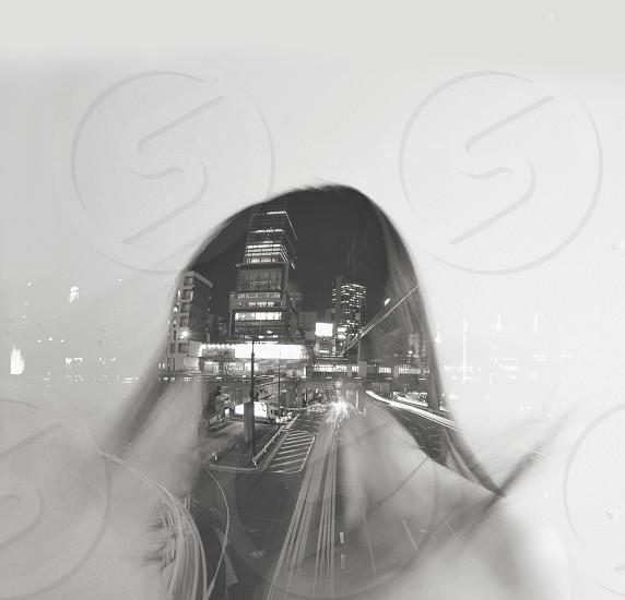 city light view photo