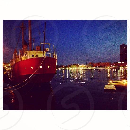 Inner harbor- Baltimore  photo