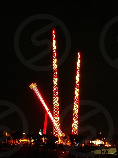 The Rides at The Worlds Most Famous Beach photo