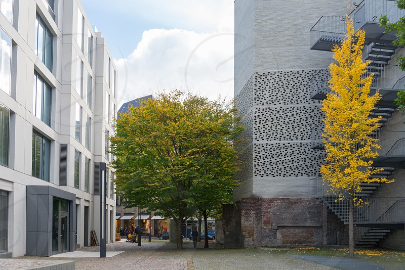 kolumba Kunstmuseum in Cologne Germany photo