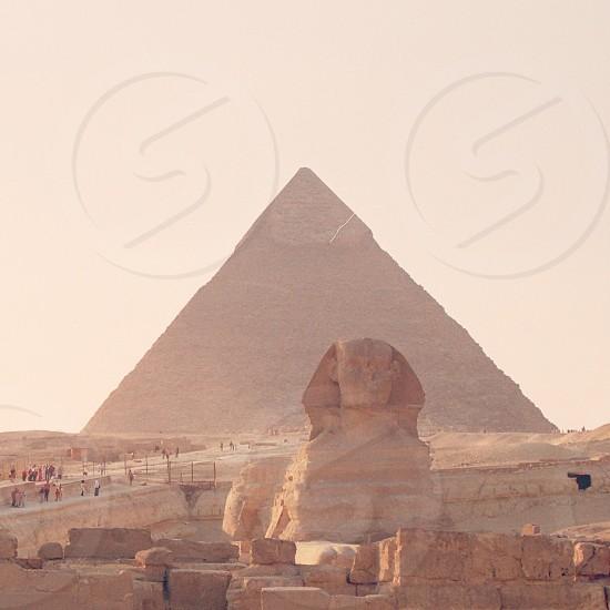 @ Pyramids Egypt. photo