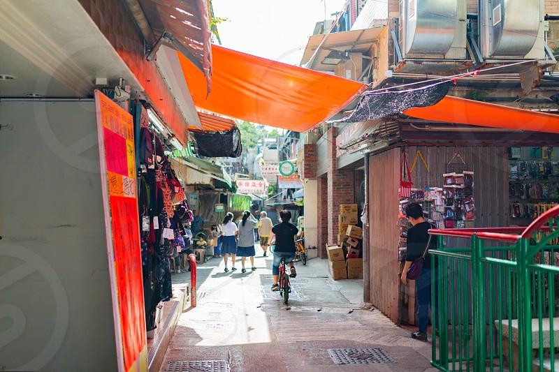 Cheung Chau Hong Kong photo