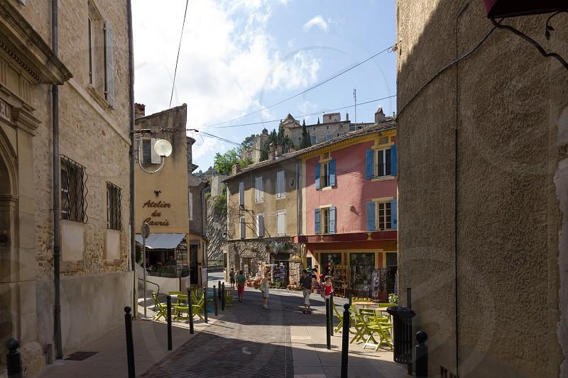 Vaison la Romaine  Vaucluse photo