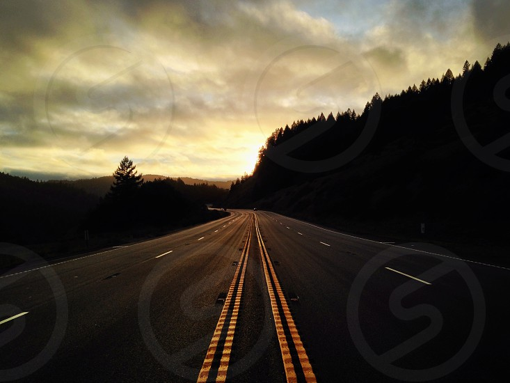 Highway 101 photo