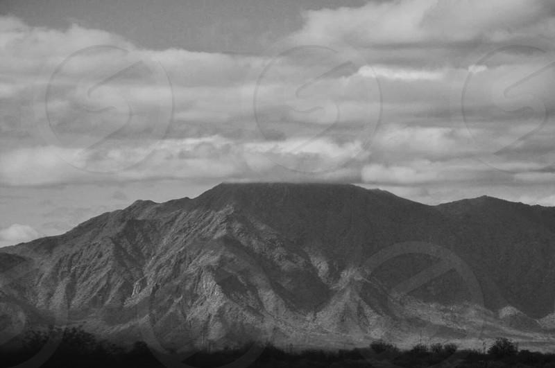 view of mountain photo