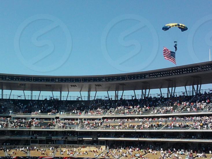 Stadium pride photo