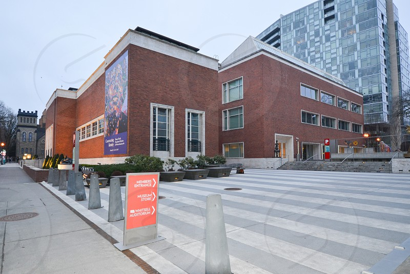 Portland Art Museum Oregon   photo