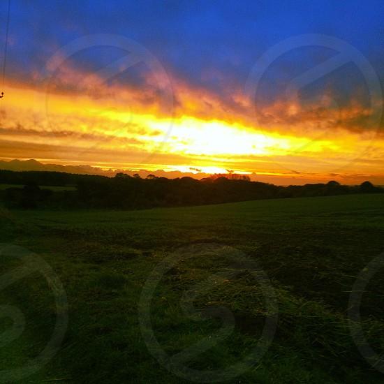 Yorkshire Sunrise photo