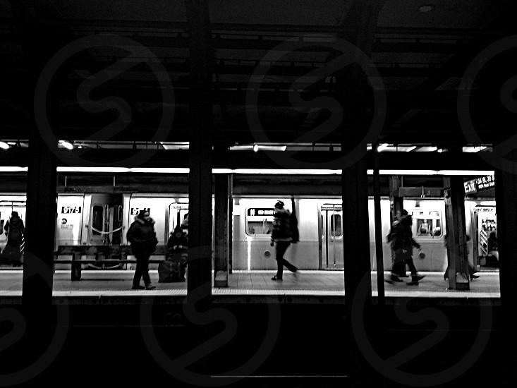 Subway MTA NYC New York photo