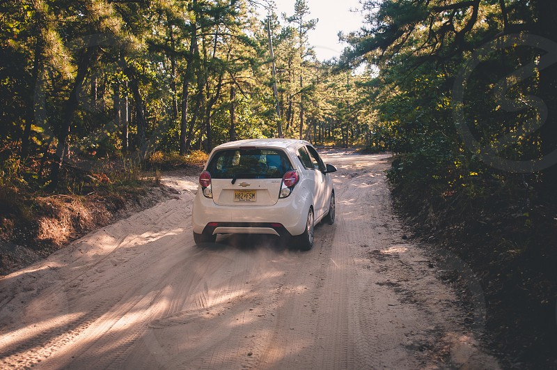Chevy spark offroad adventure photo