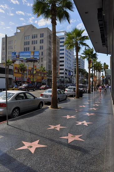 walk of fame photo