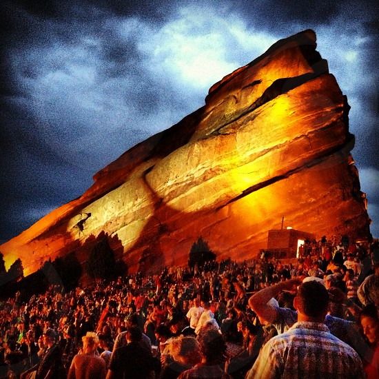 Red Rocks photo