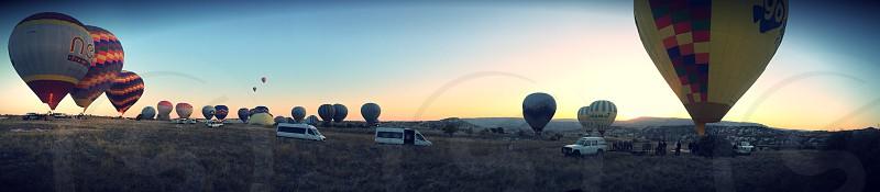 Cappadocia Panorama Ballons 🎈 photo