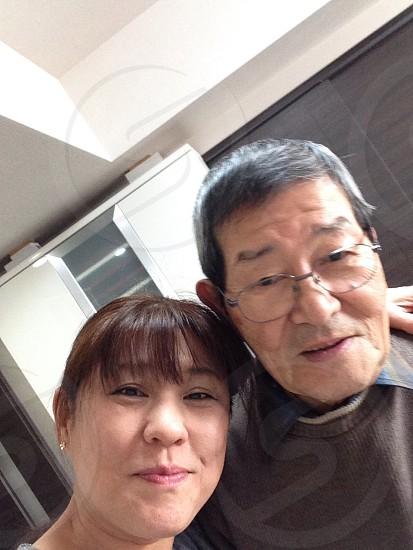 父 親子  お父さん Father photo