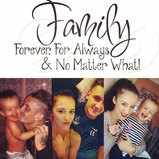 My family!! :)  photo