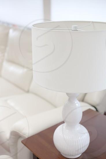 Lamp interior home decor photo