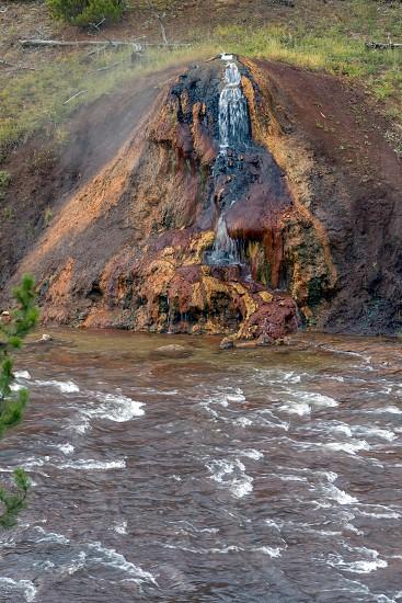 Chocolate Pot Yellowstone photo