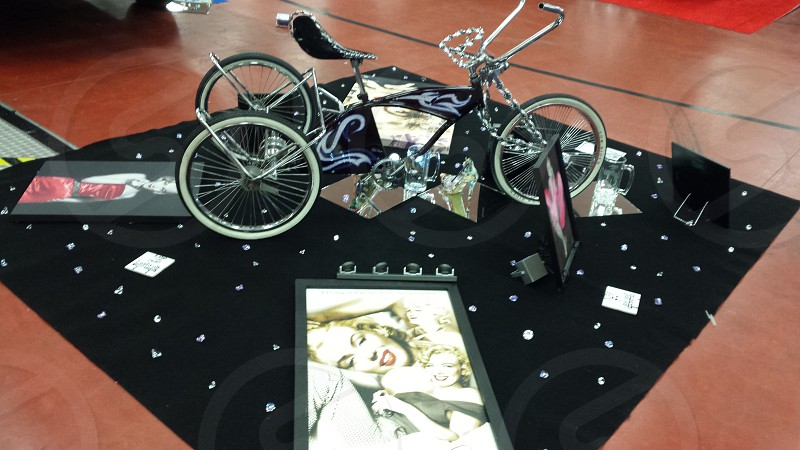 lowrider bike photo