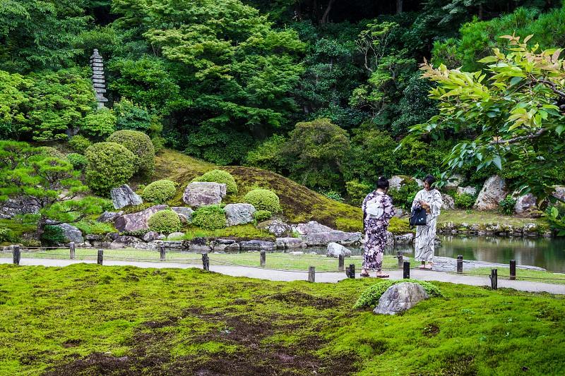 Shoren-in Kyoto photo