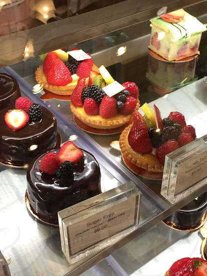 Bakery sweets dessert photo