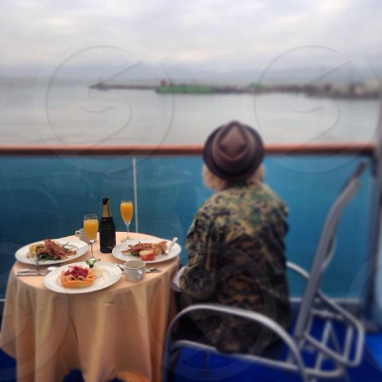 Princess Cruises - Breakfast photo