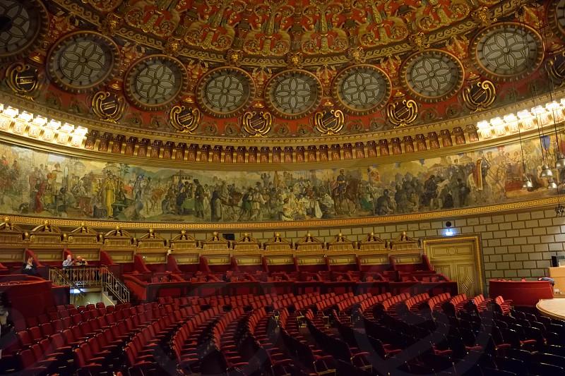 concert hall photo