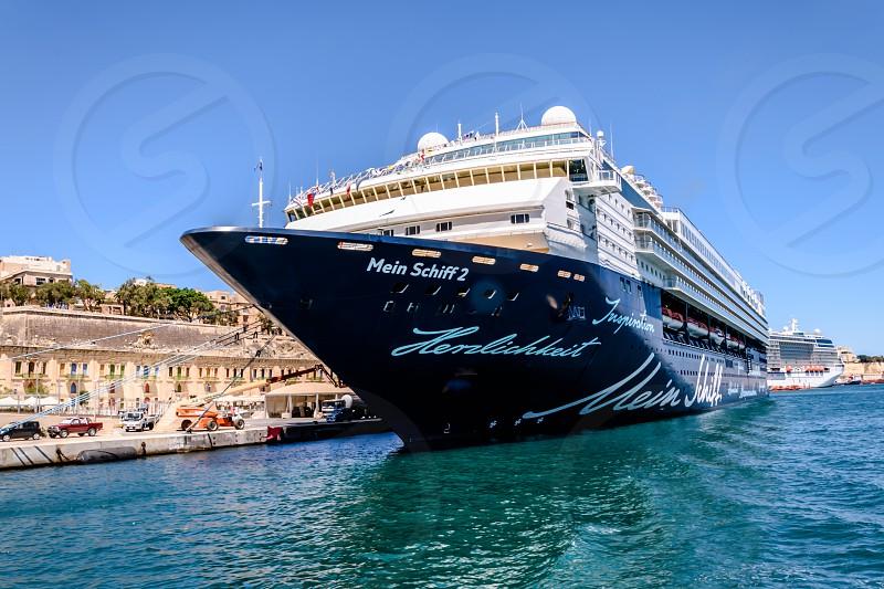 Water Transport - Valleta Malta photo