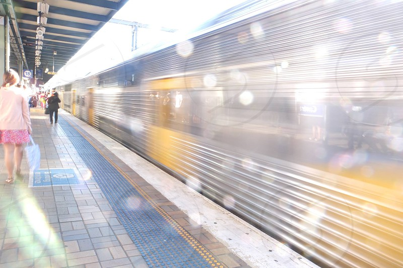 Sydney station - natural light  photo