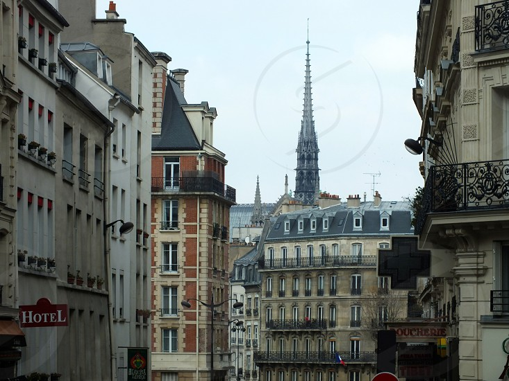Paris France  photo