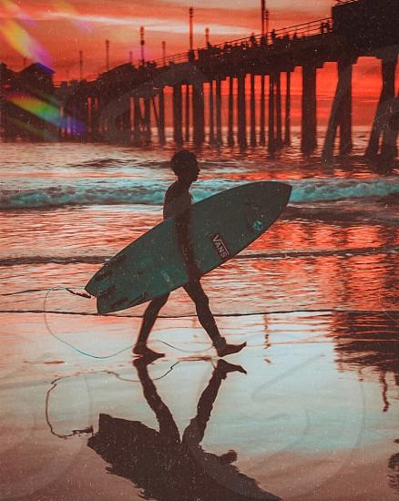 Surf vibes photo