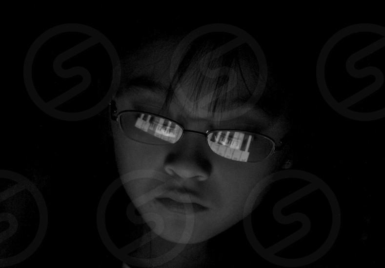 Studying Piano photo