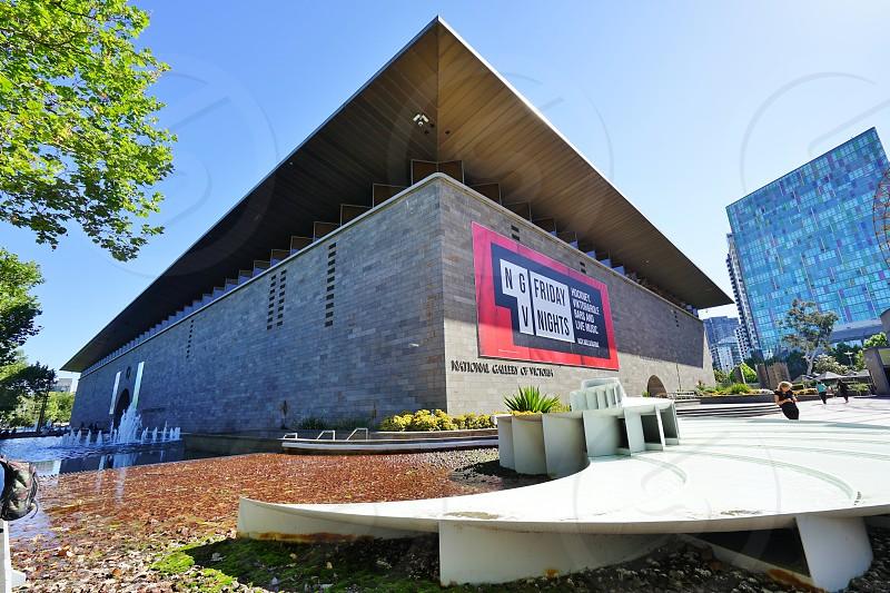 National Gallery of Victoria - Melbourne Australia photo