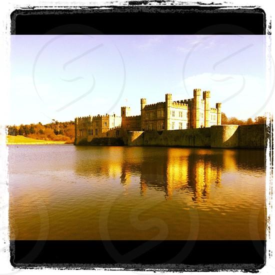 Leeds Castle photo