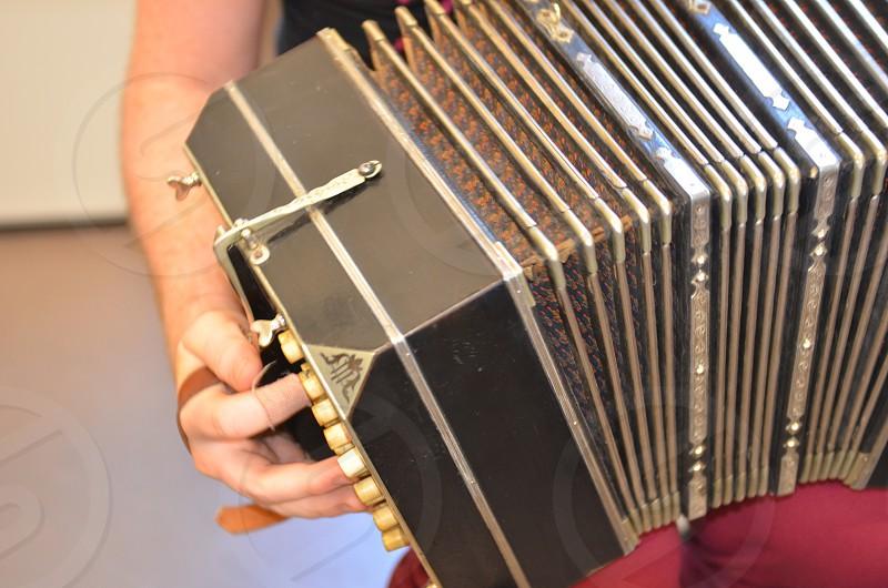 Creative creativity practice bandoneon music musical musician tango photo