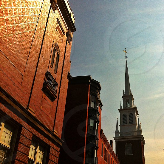 The Old North Church photo