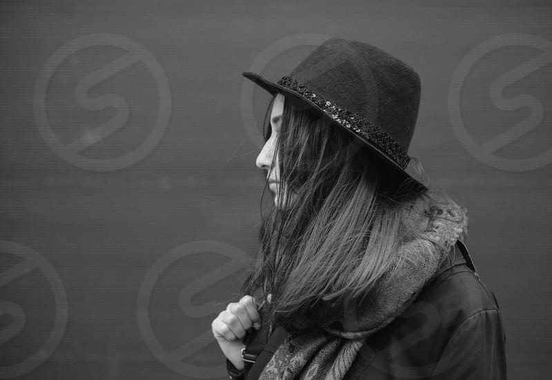 Black hat. photo