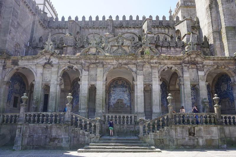 Porto Cathedral (Sé do Porto) - Porto Portugal photo