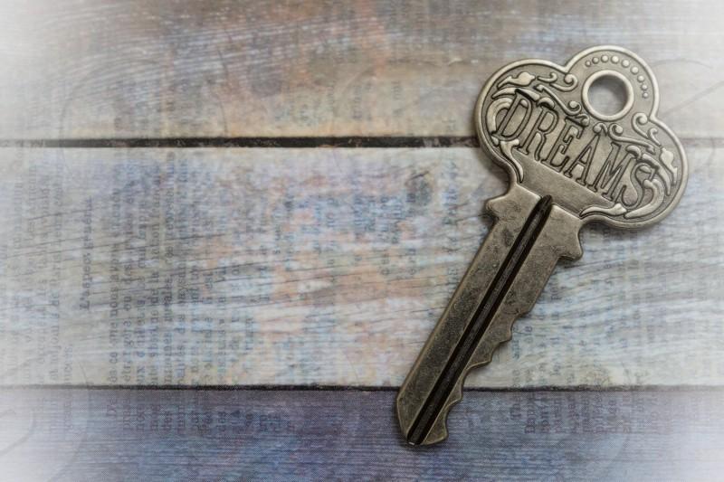 Dream key photo